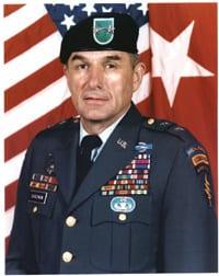 Maj. Gen. Shachnow